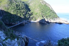 Storms River Bridge View from Above