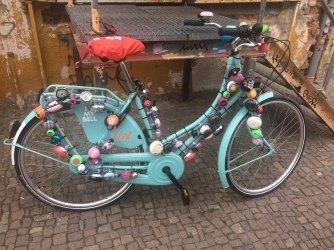 Bike in Sudvorstadt