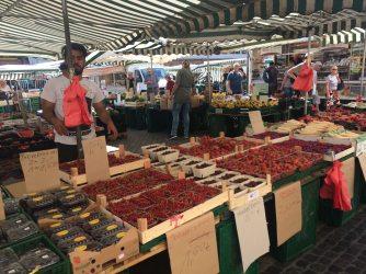 Strawbs in the Markt
